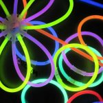 Glow in the dark party ideas image